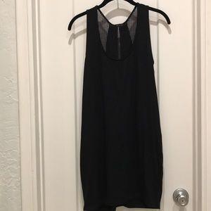 LAmade little black jersey dress Size M